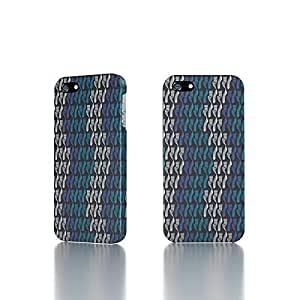 Apple iPhone 5 / 5S Case - The Best 3D Full Wrap iPhone Case - geometry
