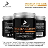 NEW Original Dead Sea Mud Mask – For Healthy Looking Skin – Anti Acne – Deep Skin Cleanser – Pore Reducer – 8.8 Ounces