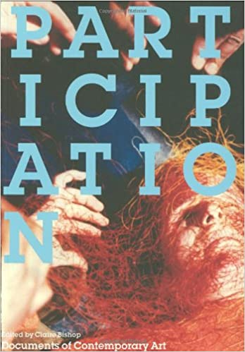 Amazon participation documents of contemporary art amazon participation documents of contemporary art 9780262524643 claire bishop umberto eco roland barthes peter brger jean luc nancy fandeluxe Choice Image