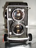 Vintage Mamiya C220 80mm Dual Lens 1968