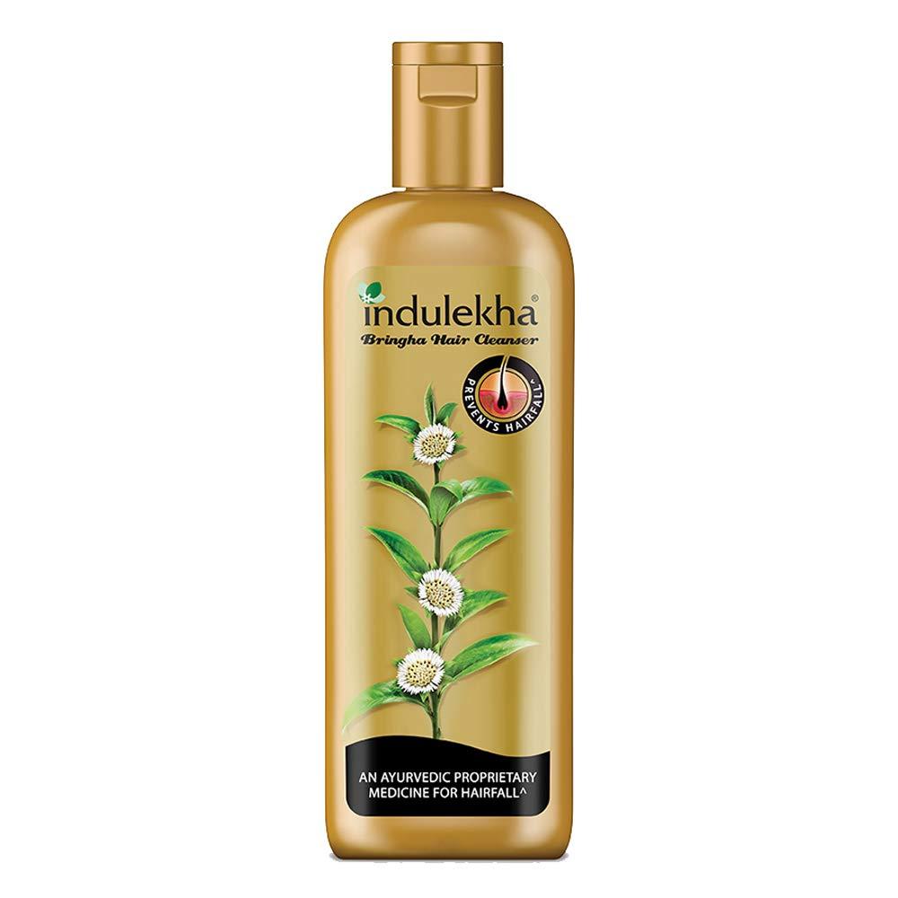 Anti Hair Fall Hair Cleanser Shampoo Indulekha Bringha