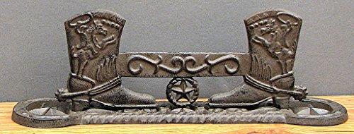 Western Cast Iron Boot Scraper