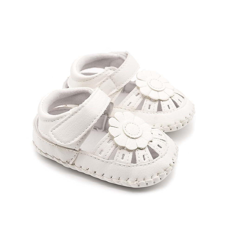 Keephen Sandali Principessa Sandali Fiori Romani Scava Fuori Sandali Scarpe da Principessa per Bambini Toddlers Scarpe estive BbEfRsP