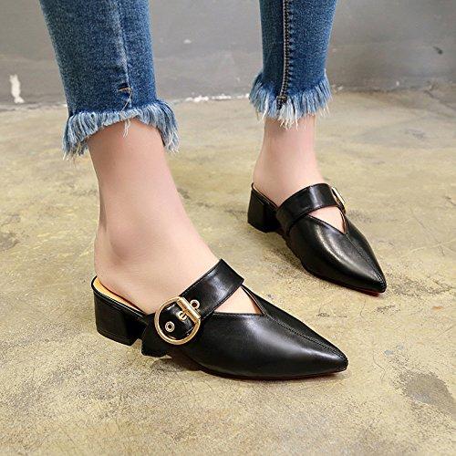 pantofole e moda B YMFIE a all'aperto freddo semplice Donna estate CRZOq