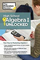 High School Algebra I Unlocked Front Cover