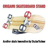 SKATERTRAINER Skate Tool and Floor Skateboard