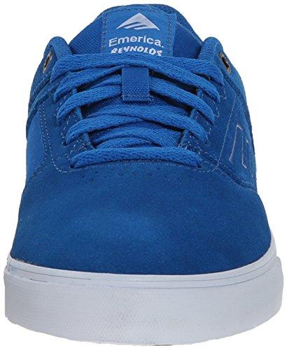 Emerica The Reynolds - Zapatillas de skateboarding azul y blanco