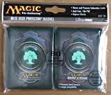 Ultra Pro (80 Count) Green Mana Symbol Deck Protector Sleeves - Magic the Gathering