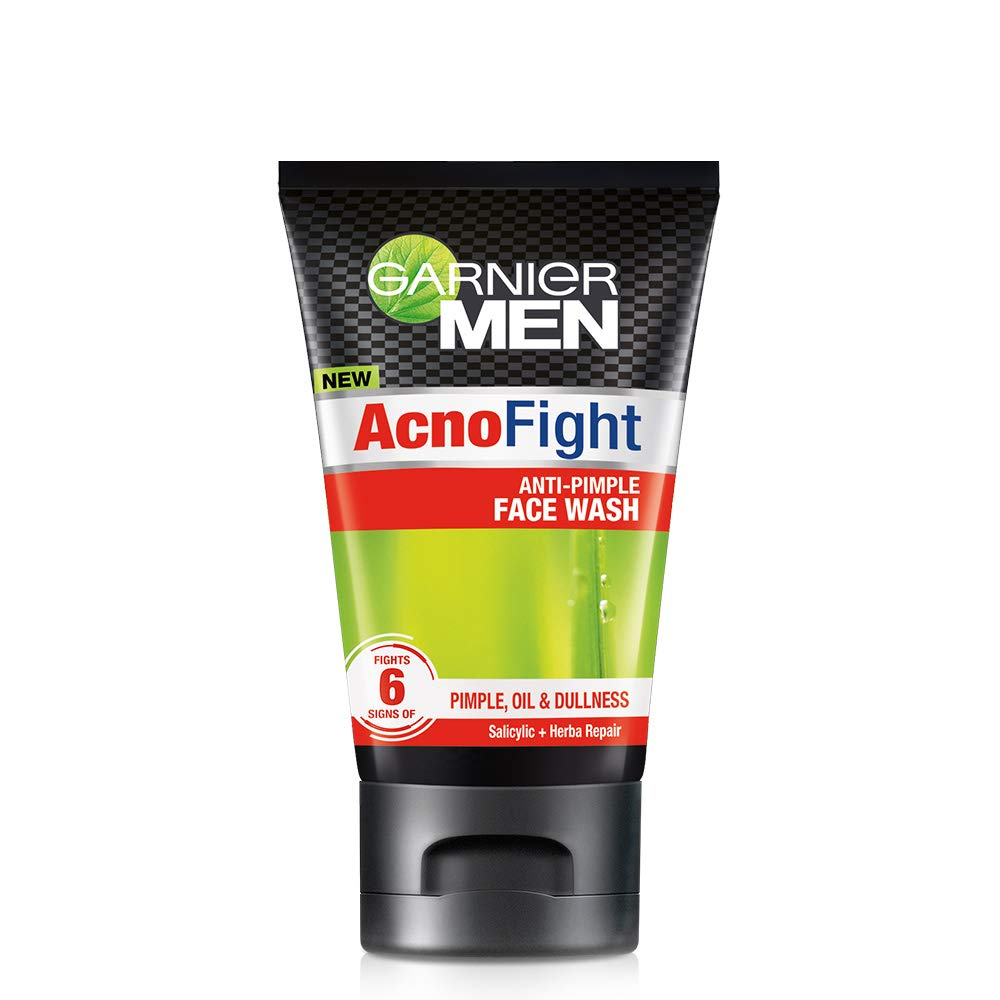 Garnier Acno Fight Face Wash for Men, 100 gm product image
