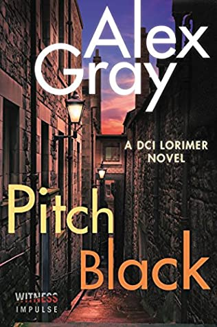 book cover of Pitch Black