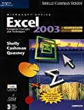 img - for Microsoft Office Excel 2003: Complete Concepts and Techniques, CourseCard Edition (Shelly Cashman) by Gary B. Shelly (2005-03-22) book / textbook / text book