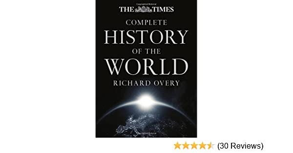 Amazon Com The Times Complete History Of The World 9781435101593