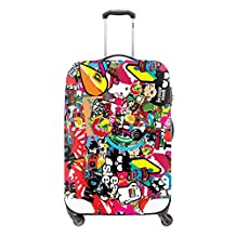 CrazyTravel Trolley Case Luggage Protectors Covers for Travel suitcase