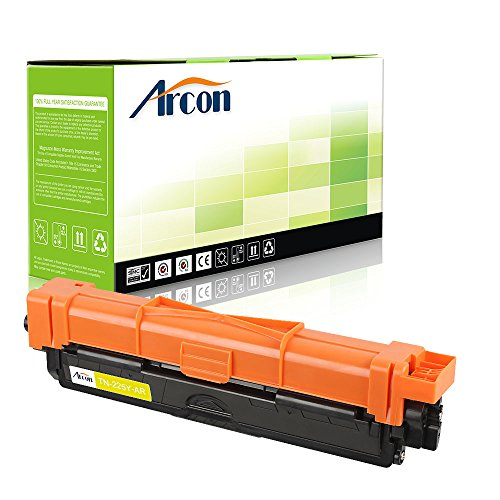 arcon-1pk-yellow-high-yields-2200-pages-compatible-toner-cartridge-replacement-for-brother-tn225-tn-