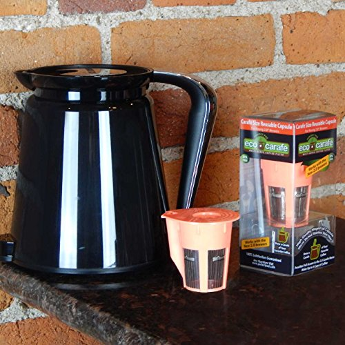 Perfect pod eco carafe refillable capsule keurig 2 0 for Perfect kitchen sharjah