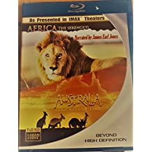 Africa: The Serengeti/ Australia : Land Beyond Time