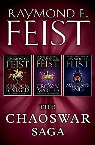 book cover of The Chaoswar Saga