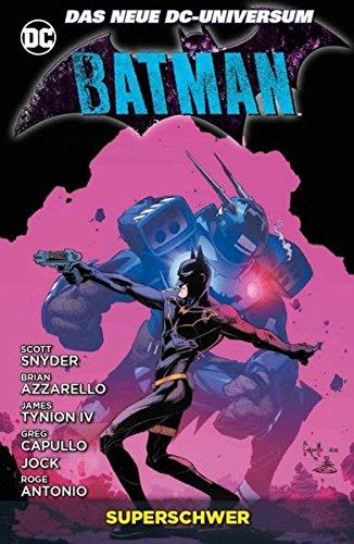 Batman: Bd. 8: Superschwer