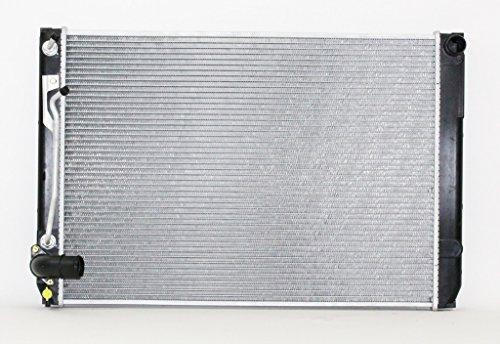 Radiator - Pacific Best Inc For/Fit 2925 05-06 Toyota Sienna 3.3L Plastic Tank Aluminum Core (Toyota Truck Radiator)