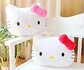 Amazon.com: Encantador hello kitty juguetes almohada suave ...