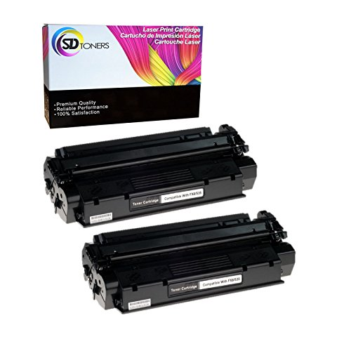 Imageclass D320 D340 Pc (SD Toners 2PK Toner Cartridge Compatible with Canon FX8 8489A001AA for ImageClass D320, D380, D340, D383, PC D320, D340, FaxPhone L170, L400, ICD-340, L360, L380s, L400, L380, L390)