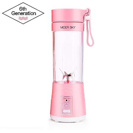 Review Portable Juicer Blender, Household