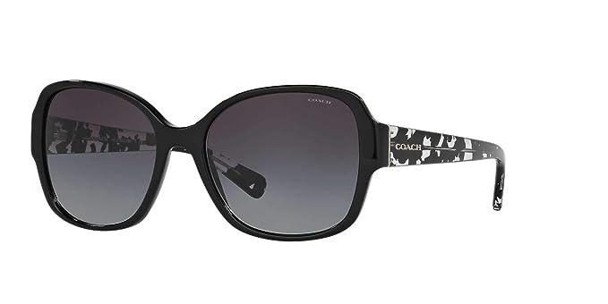 Coach - Gafas de sol para mujer (acetato hc8166): Amazon.es ...