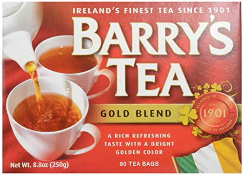 Barry tea