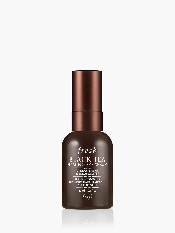 Fresh Black Tea Firming Eye Serum Strengthens & Illuminates 0.5 oz / 15 ml