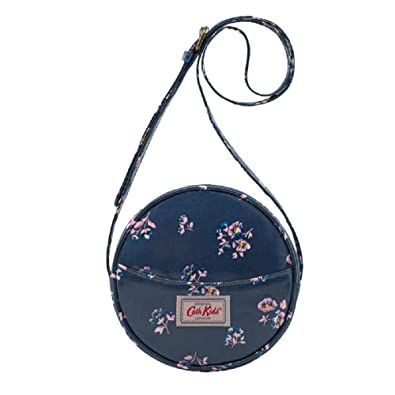 Cath Kidston Kids Round Handbag in Navy York Ditsy Floral Design   Amazon.co.uk  Shoes   Bags