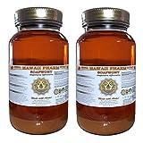 Soapwort Liquid Extract, Organic Soapwort (Saponaria Officinalis) Tincture, Herbal Supplement, Hawaii Pharm, Made in USA, 2x32 fl.oz