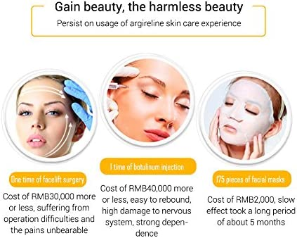 Hyaluronic - Sérum de oro de 24 K antiedad + ácido hialurónico y caracol secreciones filtradas hidratantes + vitamina C sérum blanqueante para el cuidado de la piel