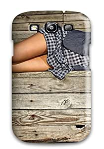 Galaxy S3 Case Cover With Shock Absorbent Protective MhRqi17627Exevp Case