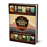 59 Illustrated National Parks - Hardcover: 100th Anniv...