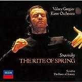 ストラヴィンスキー:バレエ「春の祭典」/スクリャービン:交響曲第4番「法悦の詩」