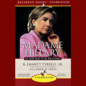 Madame Hillary Audiobook