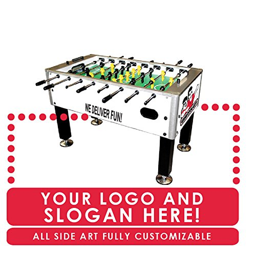 custom home foosball table