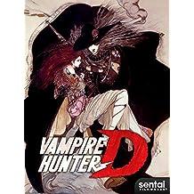 Vampire Hunter D (English Dubbed)