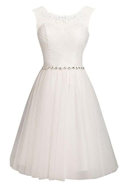 CoutureBridal - Vestido - Noche - para mujer blanco 34