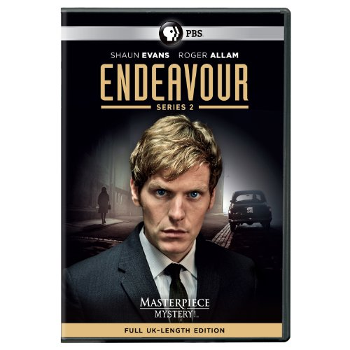 Endeavour: Series 2 (Masterpiece) (Best Masterpiece Mystery Series)