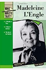 Madeleine L'engle (Who Wrote That?) Kindle Edition