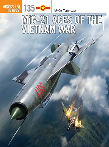 MiG-21 Aces of the Vietnam War (Aircraft of the Aces)