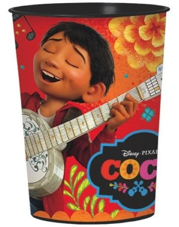 Disney Pixar Coco Birthday Party Supplies Party Pack for 8 guests ...