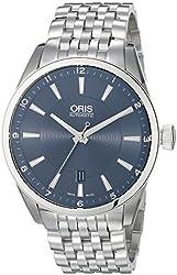 Oris Men's 73376424035MB Artix Stainless Steel Automatic Watch