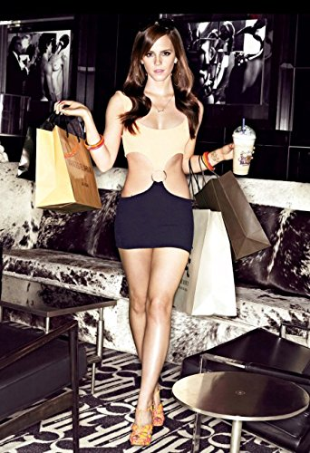 EMMA WATSON Tight Skirt and Top 013 13x19 POSTER