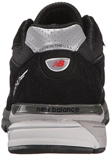 New Balance M990-bk4-d - Zapatillas Hombre Black/Silver