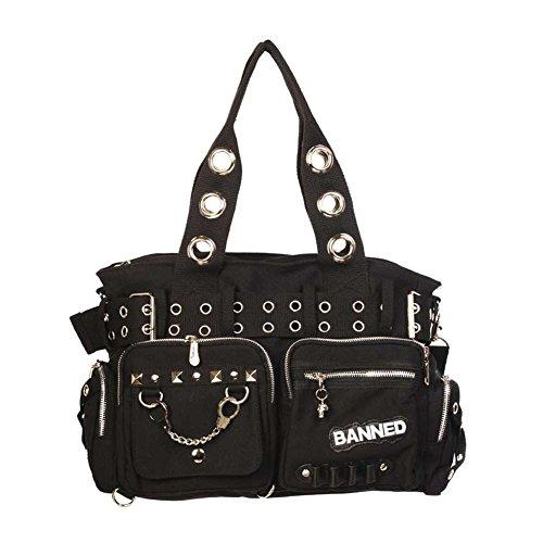 Banned - Womens Shoulder Bag 22717-9004-0000