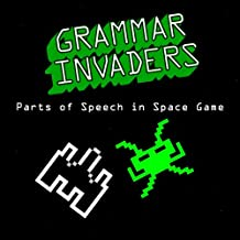 DEMO Grammar Invaders: Parts of Speech Space Game [Download]