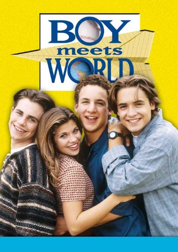 Boy Meets World TV Poster by postersdepeliculas