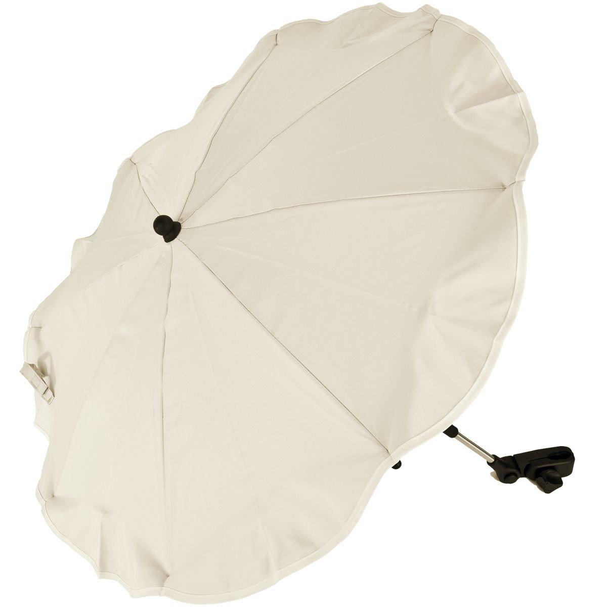 Ombrelle//Antisoleil pour la poussette//protection contre les UV BEIGE 50+